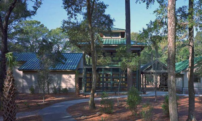 Edisto Beach Interpretive Center