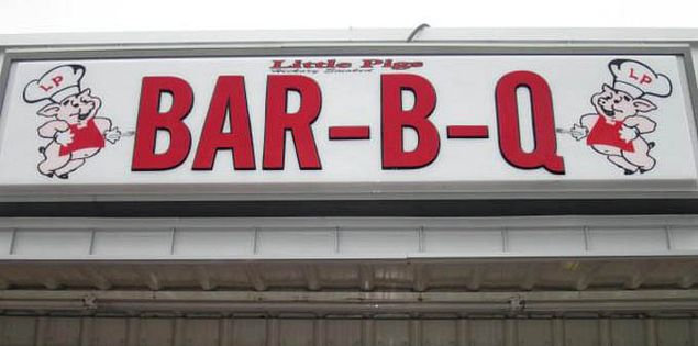 Little Pigs Bar-B-Q
