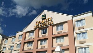 Quality Inn & Suites - Spartanburg