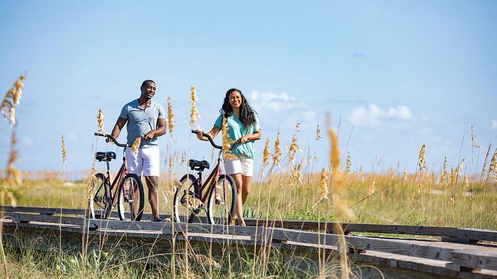 biking hhi