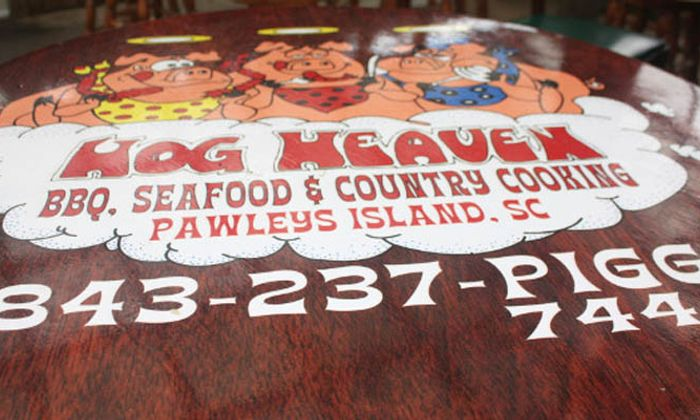 Hog Heaven BBQ, Seafood & Country Cooking