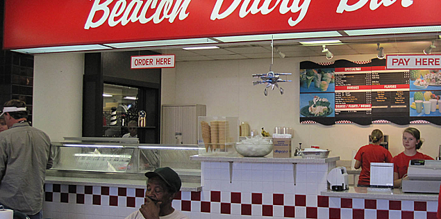 The Beacon's Dairy Bar