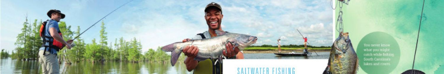 Get The Fish In SC Travel Guide