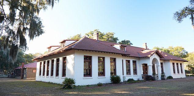 Penn Center on St. Helena Island highlights Gullah history.
