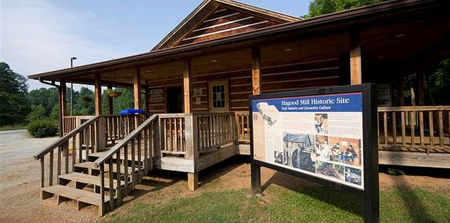 Hagood Mill in South Carolina