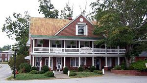 Fannie Kate's Country Inn, Bistro and Coffee Shop