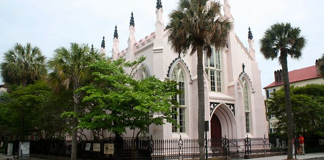 South Carolina's French Protestant (Huguenot) Church in Charleston