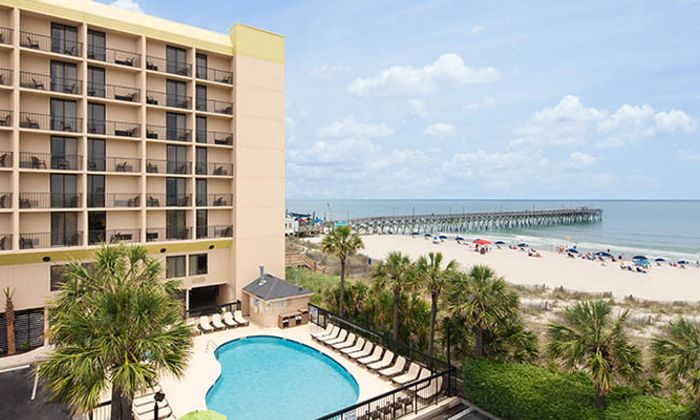 Surfside Beach Oceanfront Hotel-formerly Surfside Beach Resort