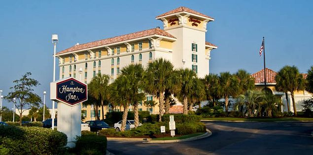 Hampton Inn - Broadway At The Beach
