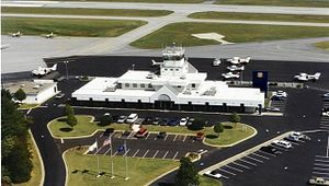 Greenville Downtown Airport - GMU