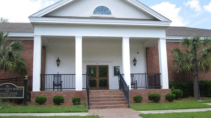 Calhoun County Museum and Cultural Center in South Carolina