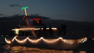 Annual Holiday Parade of Boats