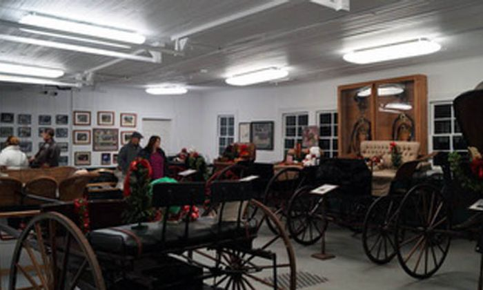 Carriage Museum At Rye Patch