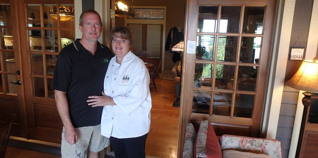 Three Pines View is an outstanding bed and breakfast in South Carolina.