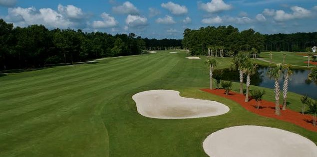 The International Club in Murrells Inlet par-5