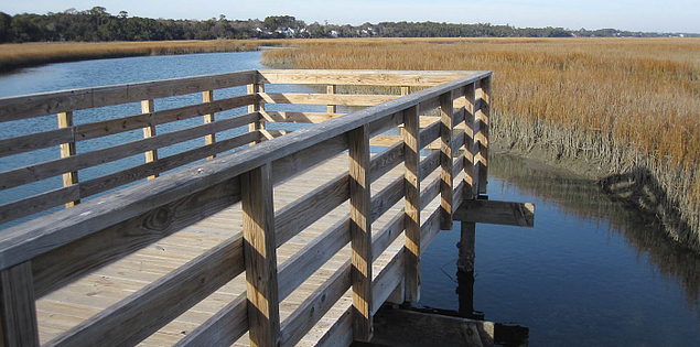 Murrells Inlet in Lowcountry South Carolina