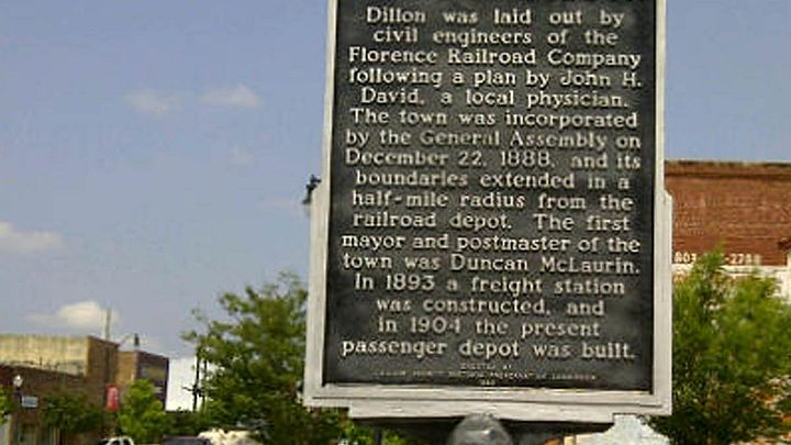 Small Town Spotlight: Dillon and Latta