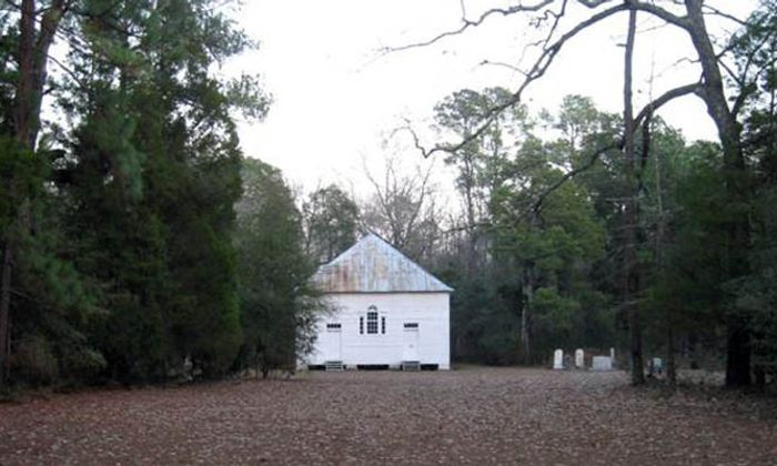 Smyrna Baptist Church & Cemetery