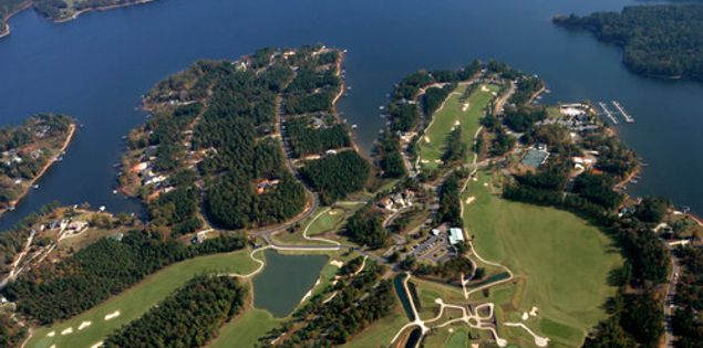 South Carolina's The Patriot Golf Club at Grand Harbor