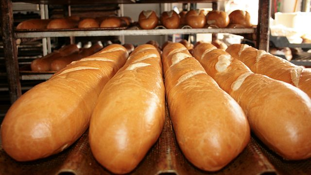 Benjamin's Bakery in Surfside Beach, SC, is the perfect place to enjoy freshly baked bread.