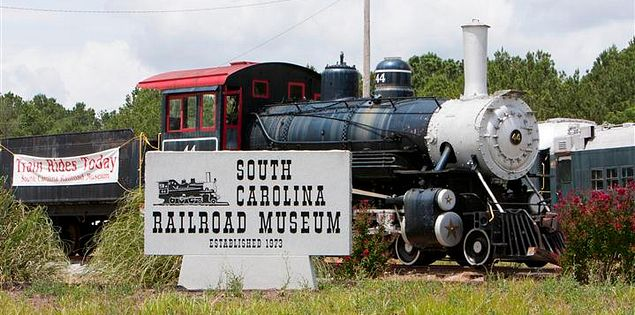 South Carolina Railroad Museum
