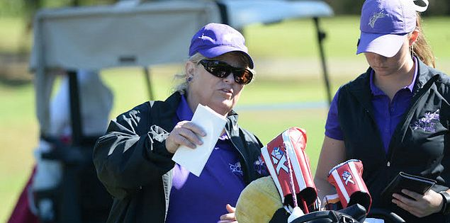 Patti McGowan golf instructor