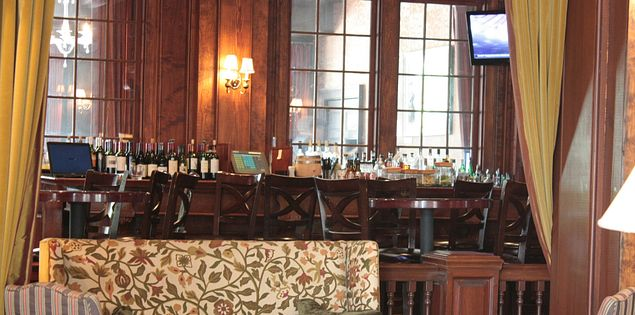 Enjoy happy hour at The Willcox in Aiken.