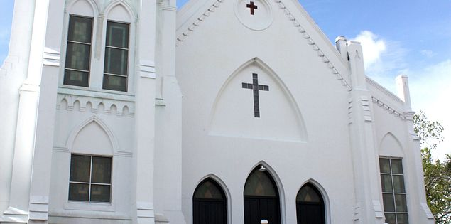 South Carolina's Emanuel African Methodist Episcopal Church in Charleston