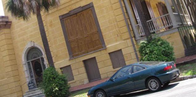 Aiken-Rhett House in Charleston, South Carolina