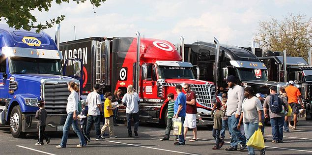 Darlington Car Hauler Parade & RaceFest