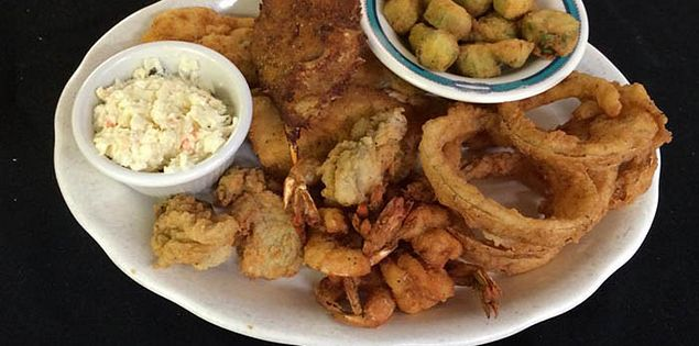 Murrells Inlet Nance's Seafood