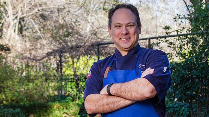 Marc Collins chef