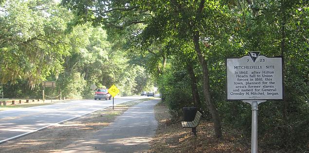 Mitchelville in South Carolina