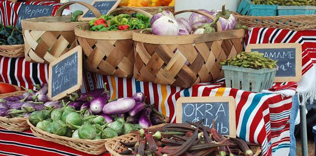 The Slow Food Upstate Earth Market