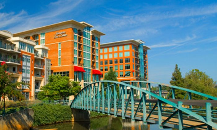 Greenville Downtown Visitors Center
