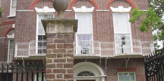 Historic Charleston Foundation restored the wealthy merchant's townhouse.