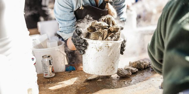 Oyster Festival contests