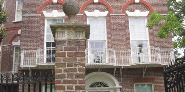 Charleston's Nathaniel Russell House in South Carolina