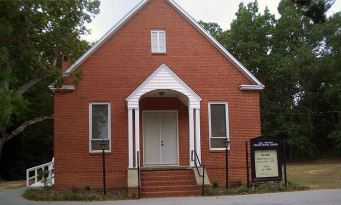 Old Waxhaw Presbyterian Church