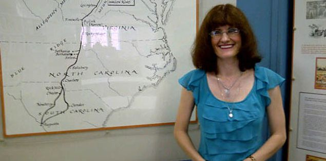 Tonya Browder is archivist for the South Carolina Genealogical Society