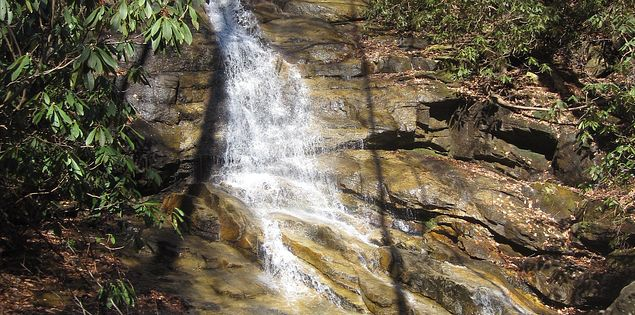 Outsider Jones Gap State Park Falls