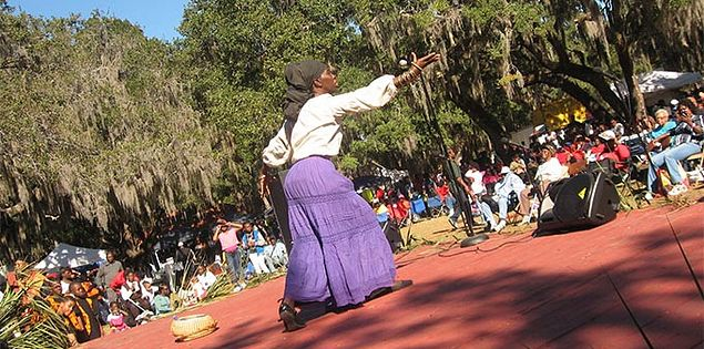 Gullah/Geechee Nation Int'l Music & Movement Festival