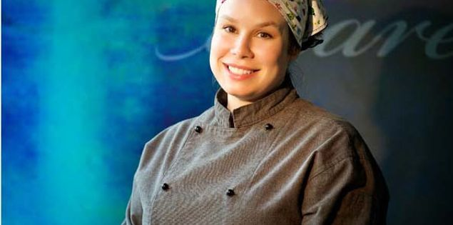 South Carolina Chef Vicky Moore of The Lazy Goat in Greenville