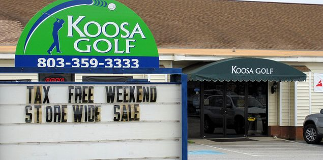 South Carolina's Koosa Golf in Lexington