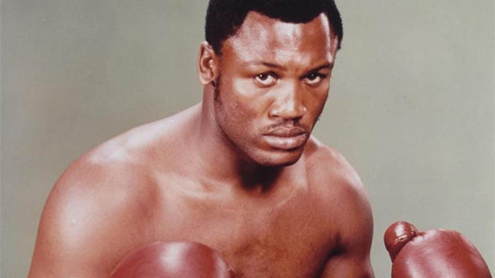 Famous South Carolinian Joe Frazier