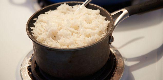 South Carolina rice.