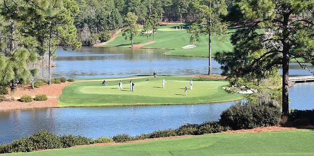 golf graniteville sage valley