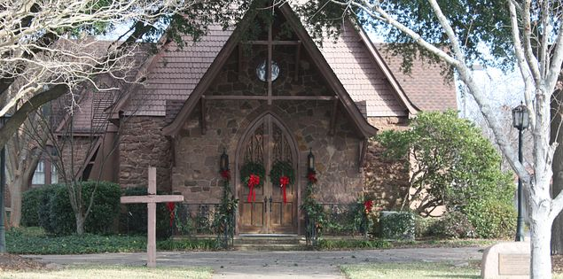 Florence's St. John's Episcopal Church