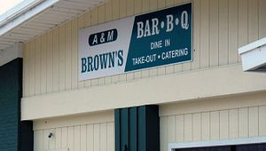 A&M Brown's Bar-B-Que