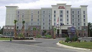 Hampton Inn & Suites Columbia SE/Ft. Jackson